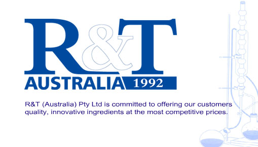 R&T Australia – Specialists in Herbal Extracts
